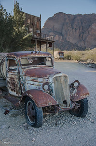 Nelson Ghost Town (NV)