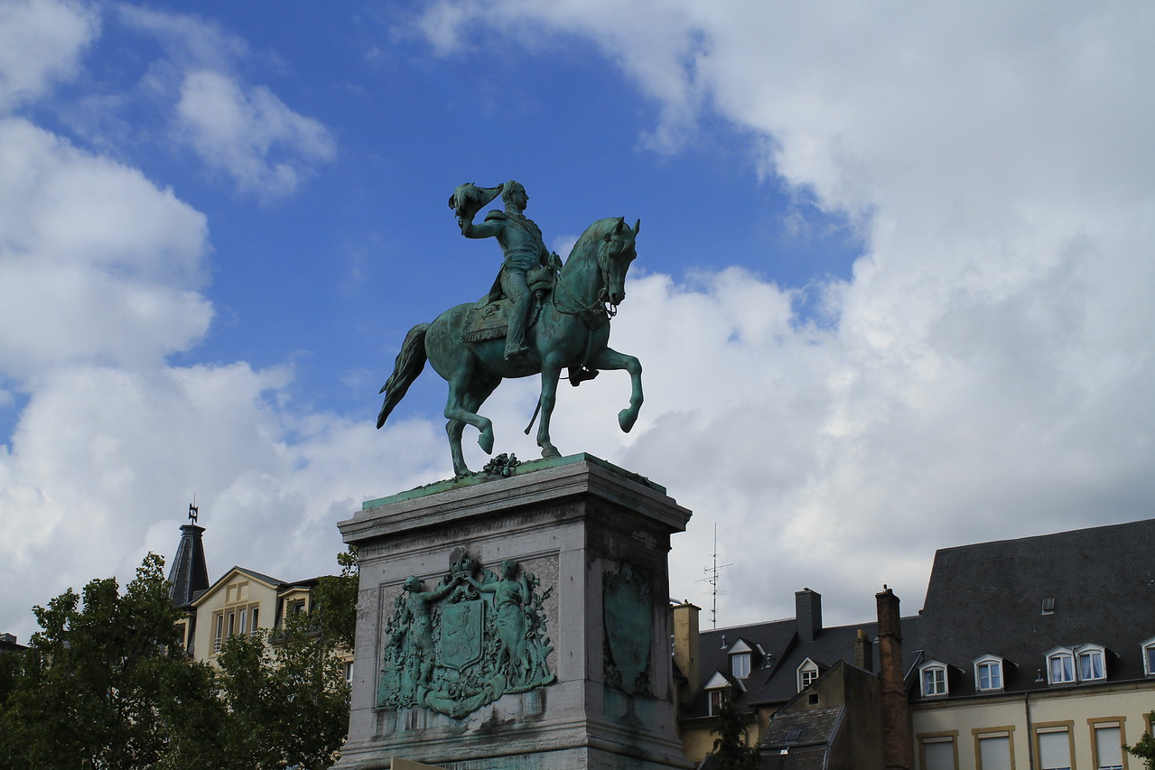 Statue of Guillaume II (1792-1849)
