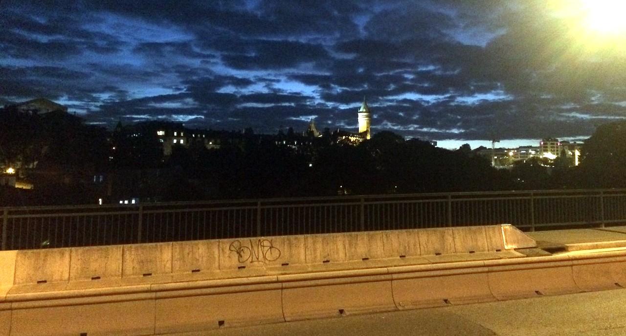 Evening wanderings