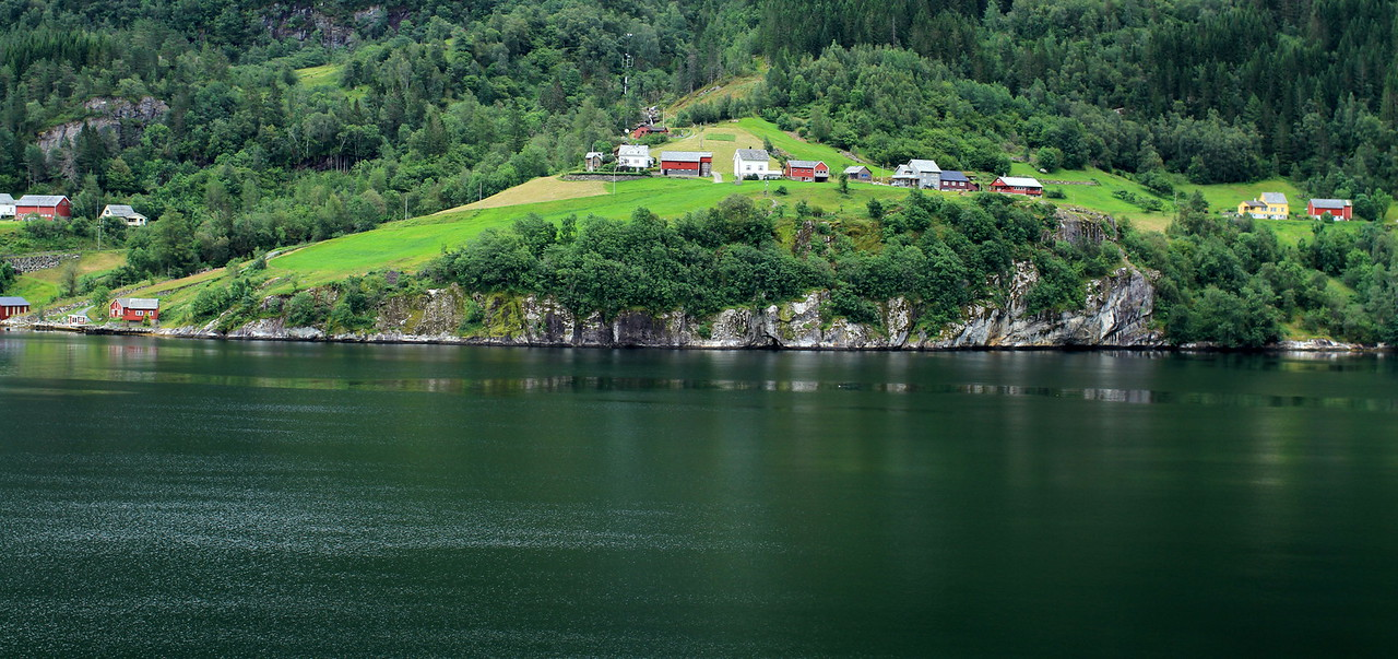 Peaceful villages