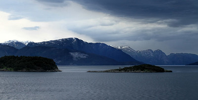 In love with fjords and lakes