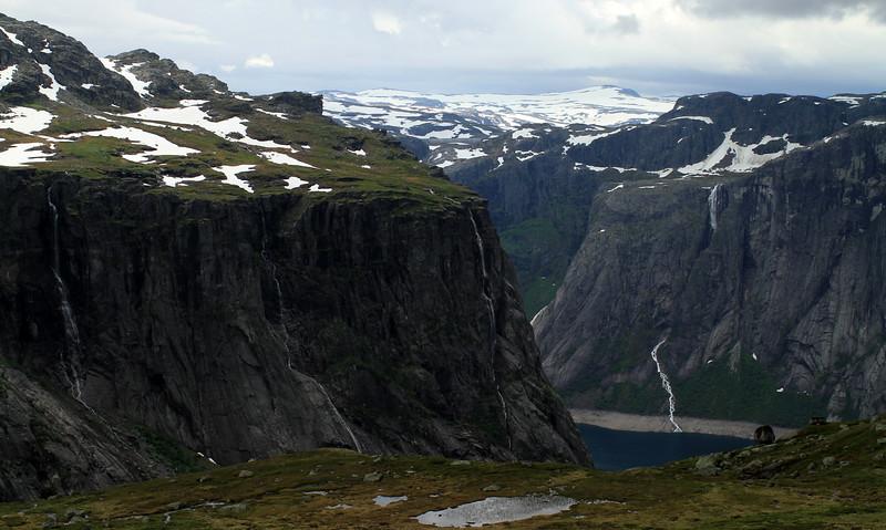Norway's fjords are amazingly scenic