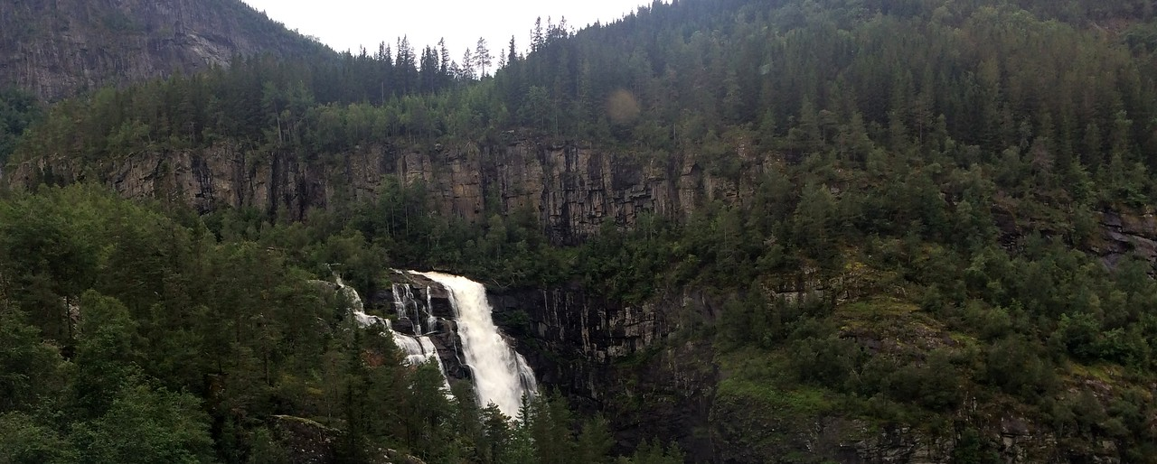 Detour waterfalls