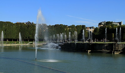 Fountain show