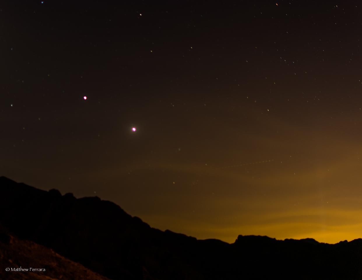 Stars at Sunset, Las Vegas