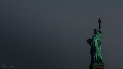 The Brightest Light in the World, Statue of Liberty