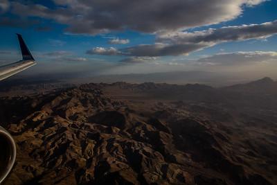 Dreaming over the Desert