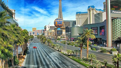 Sunday Morning, Las Vegas Strip