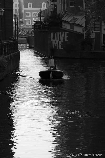 Love Canal, Amsterdam, Netherlands