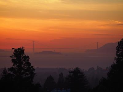 San Fran Sunset