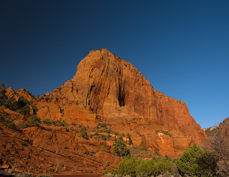 Kolob Canyon, Utah, The Cathedral