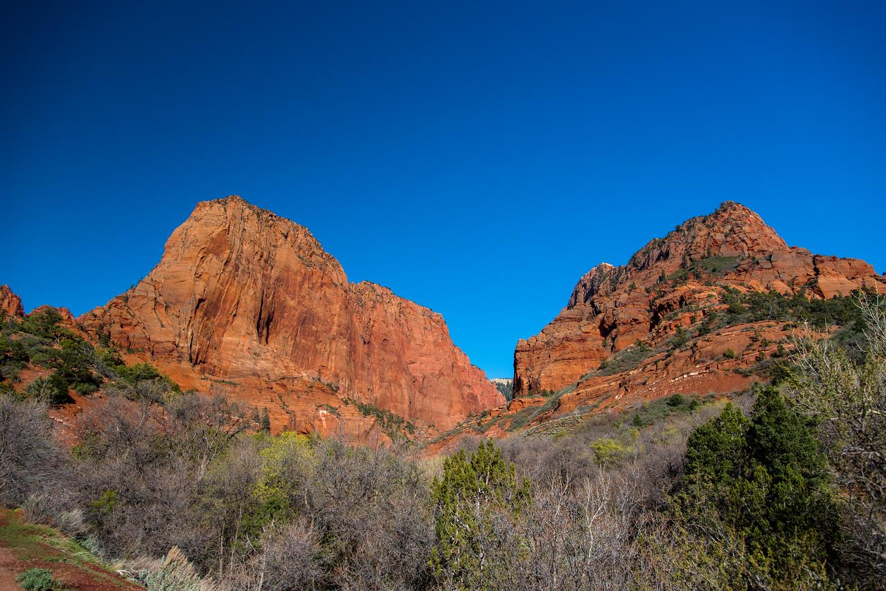 Kolob Canyon, Utah