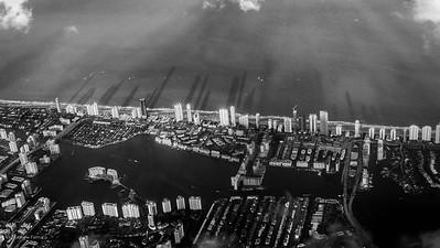 Shadows of Miami Beach
