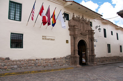 Hotel Montesario Cusco