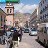 Street scene, Cusco