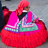 Traditional costume. Cusco, Peru