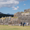 Located about 1 1/2 miles from the city. Together with the city of Cusco, this monumental complex is considered the first of the new seven wonders of the world. This huge construction was planned and built by Andean Man. The Incas called it the House of the Sun and the Spaniards called it a fortress because of its zig-zag shape and the 1536 revolution. The construction, which is made up of three platforms one on top of the other, was one of the most important religious complexes of its time.