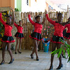 Local Dance Group performing at Juana la Cubana