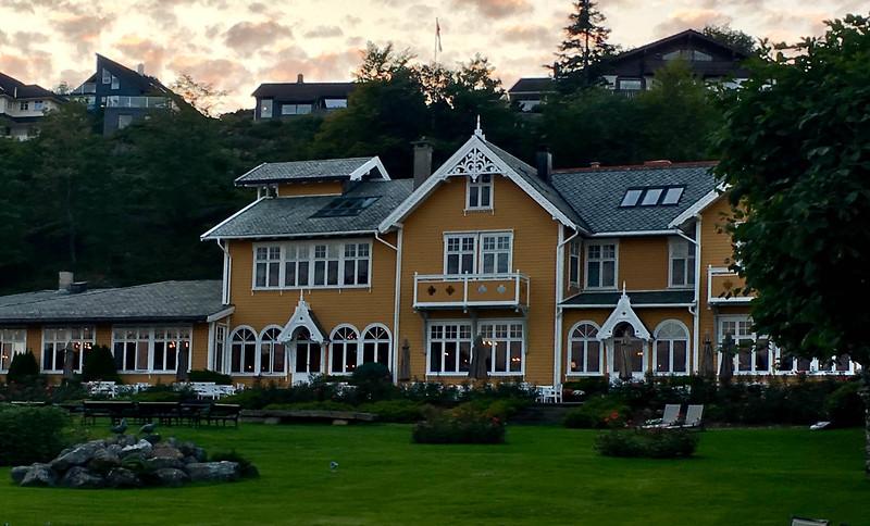 The Solstrand Hotel