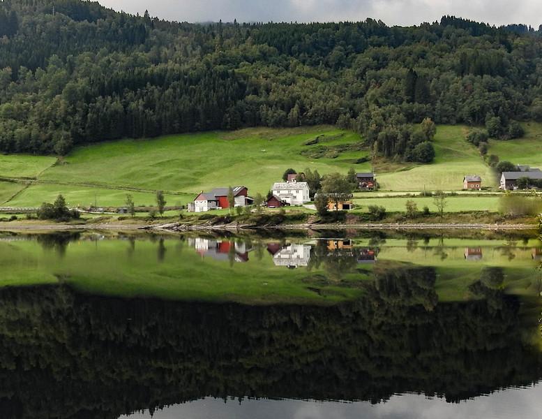 Naeroyfjord World Heritage Site