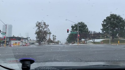 2019-02-21 Real Snow Day Las Vegaa 07 - On the Way to Work