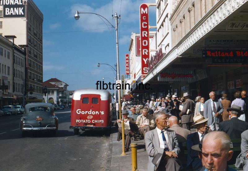 USA1955020111 - USA, St. Petersburg, Florida, 2-1955