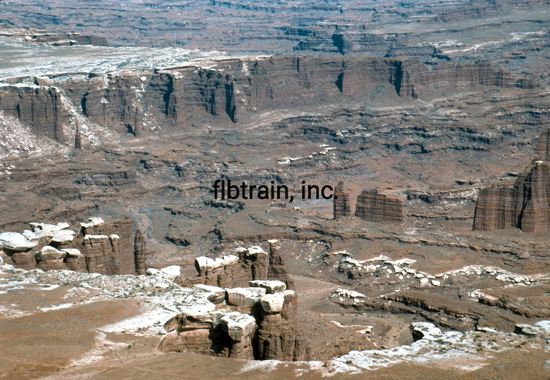 USA1992080554 - USA, Utah, Canyonlands NP, 8-1992