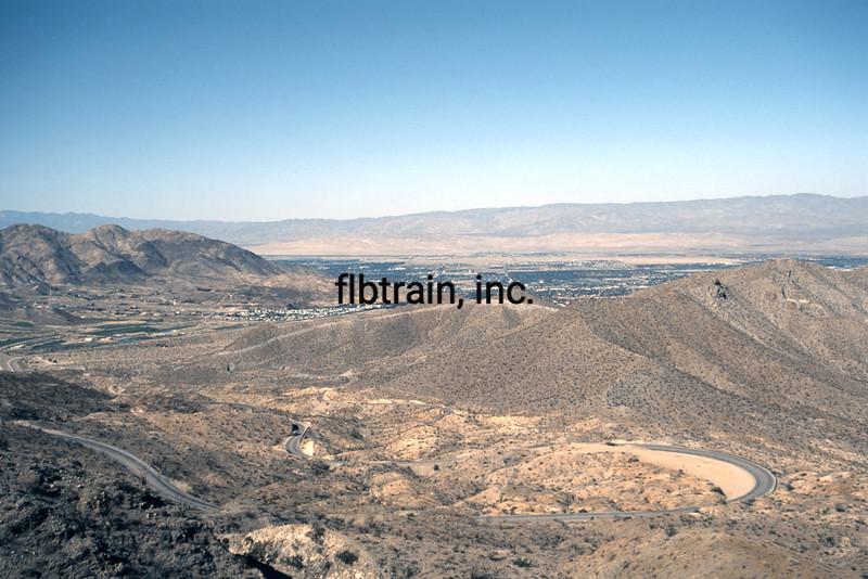 USA1991100007  - USA, Palm Springs, California, 10-1991