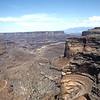USA1992080951 - USA, Canyonlands NP, Utah, 8-1992