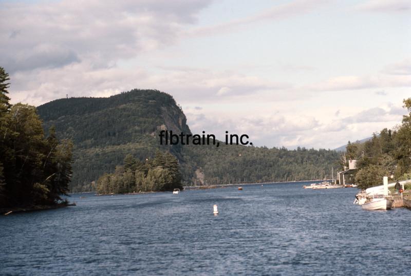 USA1982080019 - USA, Lily Bay SP, Maine, 8-1982