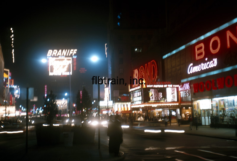 USA1965080309 - USA, New York, New York, 8-1965