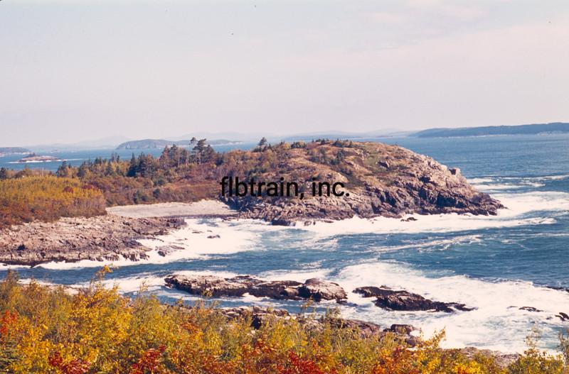 USA1971100202 - USA, Maine, Acadia NP, 10-1971