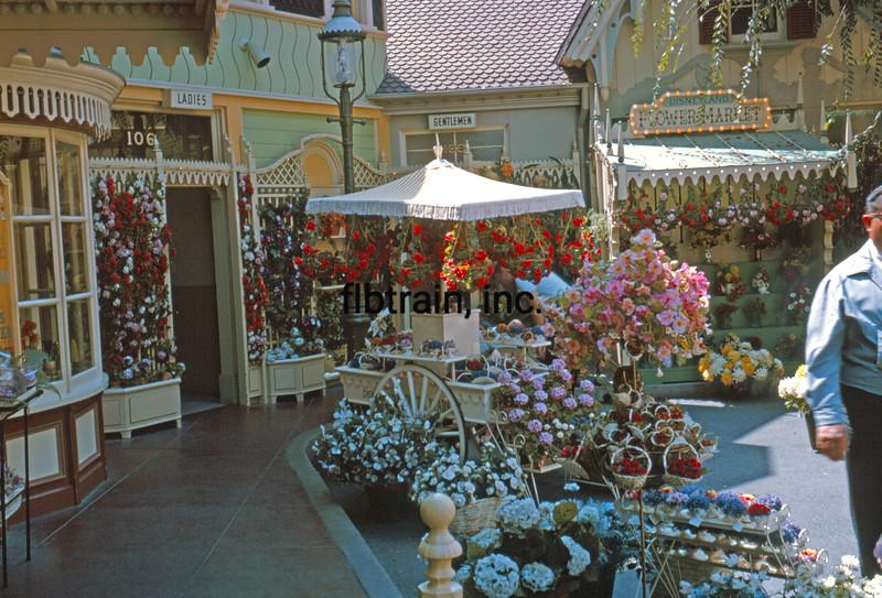 USA1965090036 - USA, Disneyland, California, 9-1965