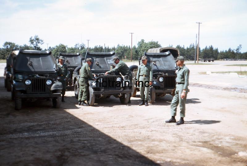USA1968070006 - USA, US Army, Camp McCoy, Wisconsin, 7-1968