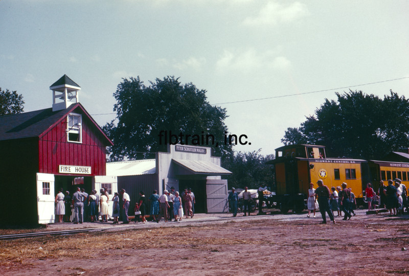 USA1964090033 - USA, Mount Pleasant, Iowa, 9-1964