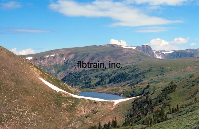 USA1976080254 - USA, Colorado, Rollins Pass, 8-1976
