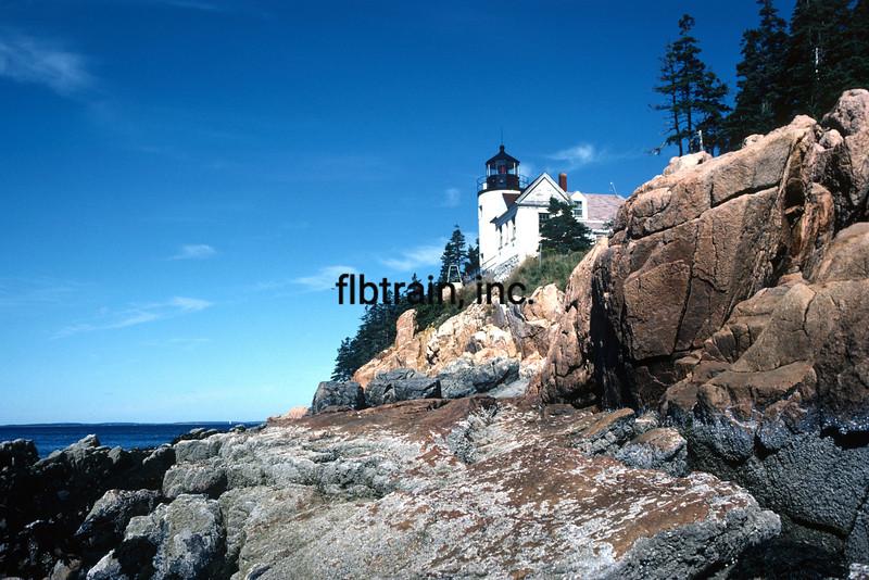 USA, Maine, Acadia NP, 9-1982