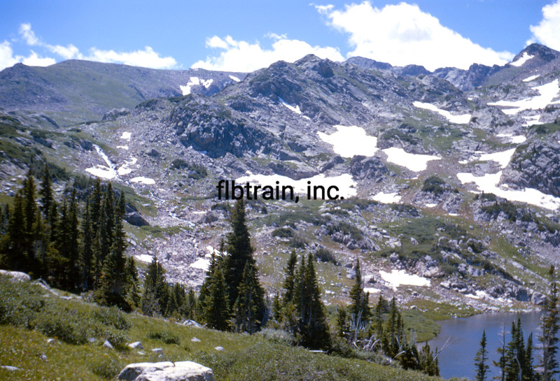 USA1965080406 - USA, Rocky Mountains, Colorado, 8-1965