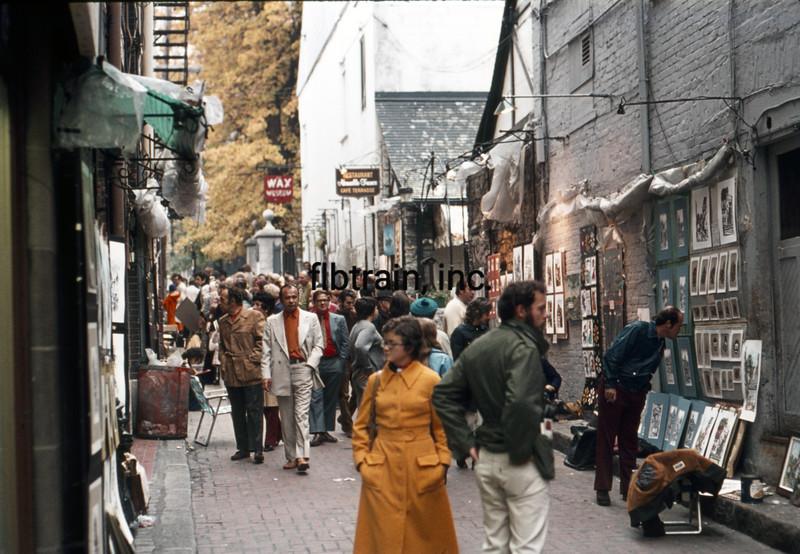 CAN1971100182 - Canada, Quebec City, 10-1971