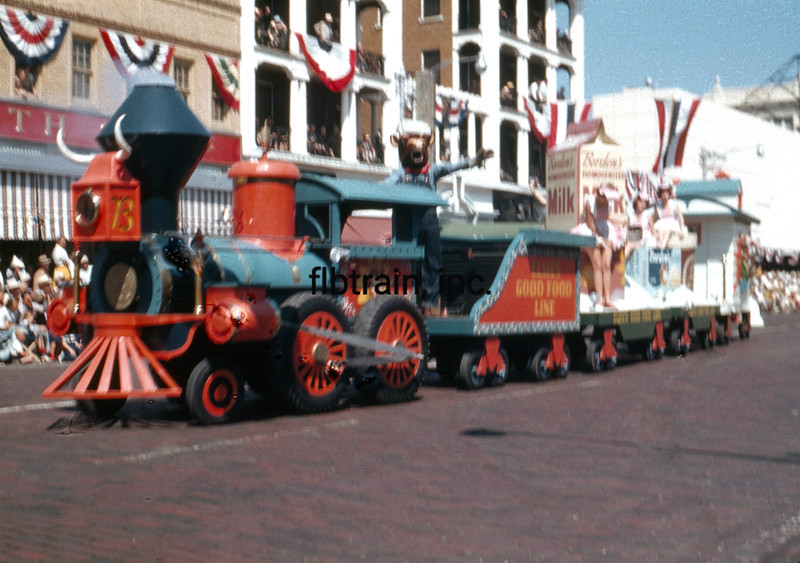 USA1953030191 - USA, St. Petersburg, Florida, 3-1953