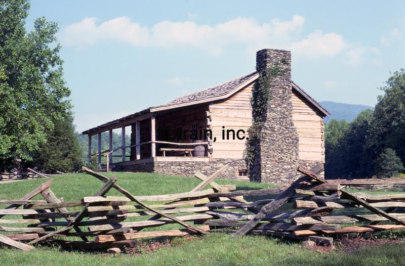 USA1978070222 - USA, Smoking Moutain NP, Tennessee, 7-1978
