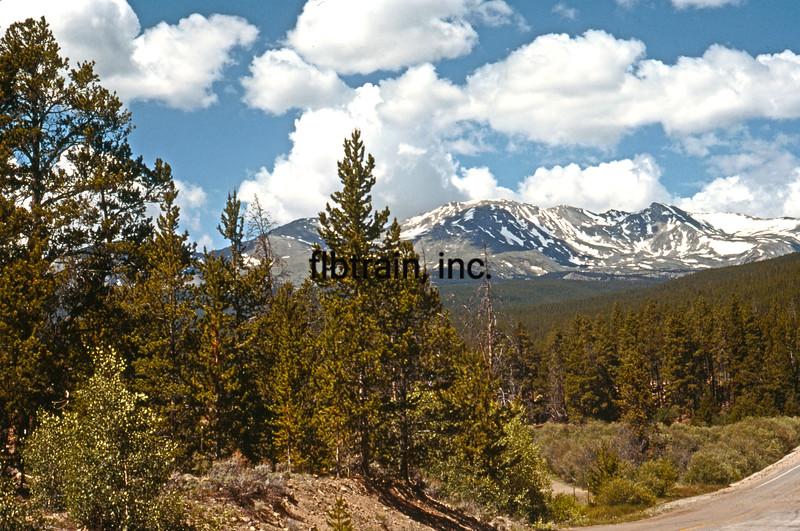 USA1981060043 - USA, Leadville, Colorado, 6-1981