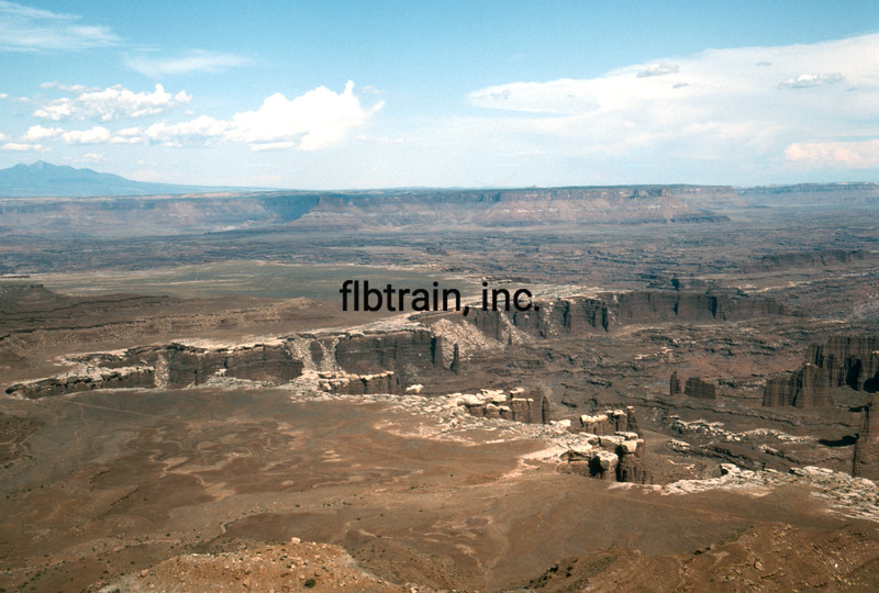 USA1992080510 - USA, Canyonlands NP, Utah, 8-1992