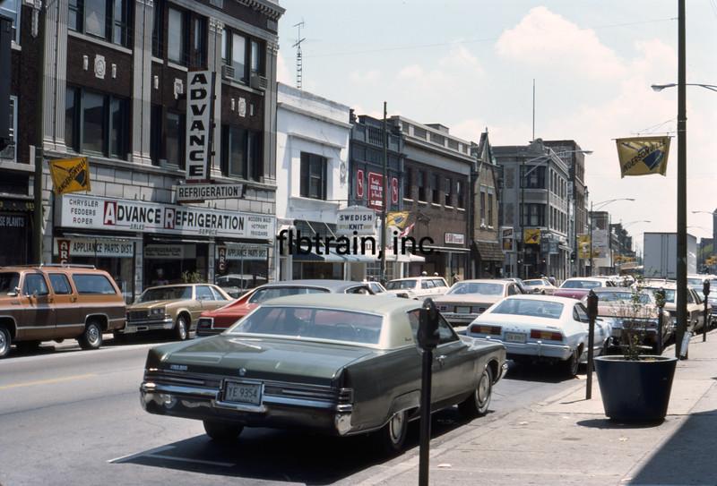 USA1977090133 - USA, Burlington, Iowa, 9-1976