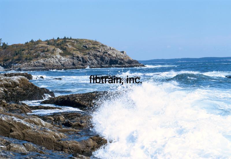 USA1971100200 - USA, Acadia NP, Maine, 10-1971