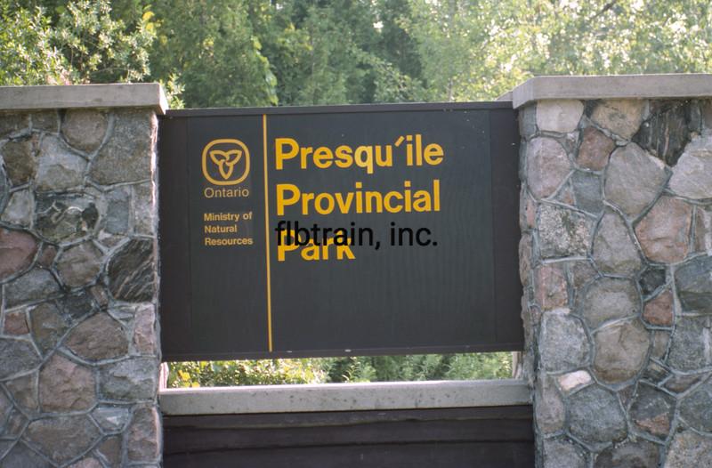 CAN1982080001 - Canada, Presqu'ile Provincial Park, 8-1982