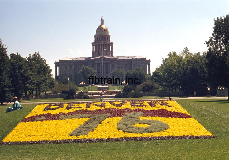 USA1976080199 - USA, Denver, Colorado, 8-1976