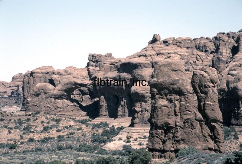 USA1992080904 - USA, Arches NP, Utah, 8-1992