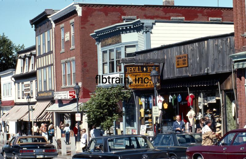 USA1982090152 - USA, Maine, Bar Harbor, 9-1982
