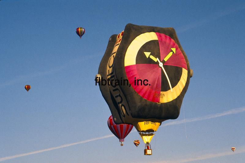 USA1987100046 - USA, Albuquerque, New Mexico, 10-1987